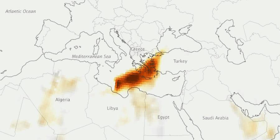 Προστατευθείτε από την αφρικανική σκόνη με καθαριστές Αέρα Ιονιστές Kullhaus
