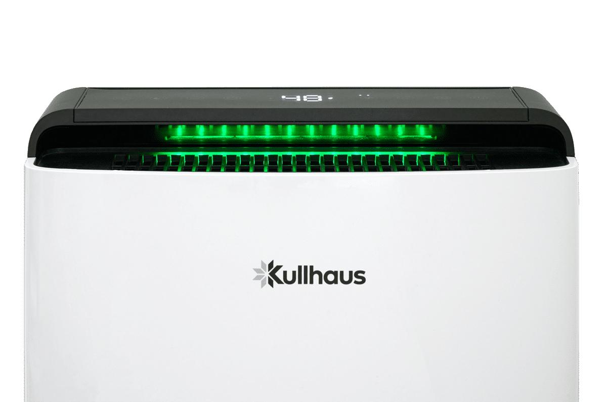 Αφυγραντήρες Kullhaus Qualis Αυτόματη λειτουργία αφυγραντήρα Kullhaus Qualis 20L