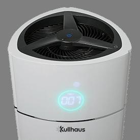 Συσκευές επεξεργασίας αέρα Kullhaus για υγιεινό, καθαρό αέρα στο σπίτι