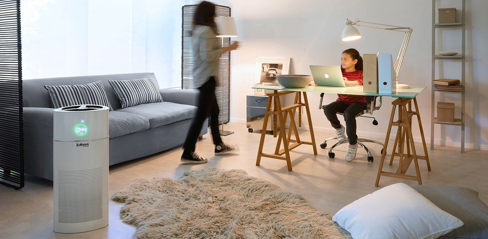 Ποιότητα αέρα εσωτερικού χώρου και αιτίες πρόκλησης συμπτωμάτων άσθματος