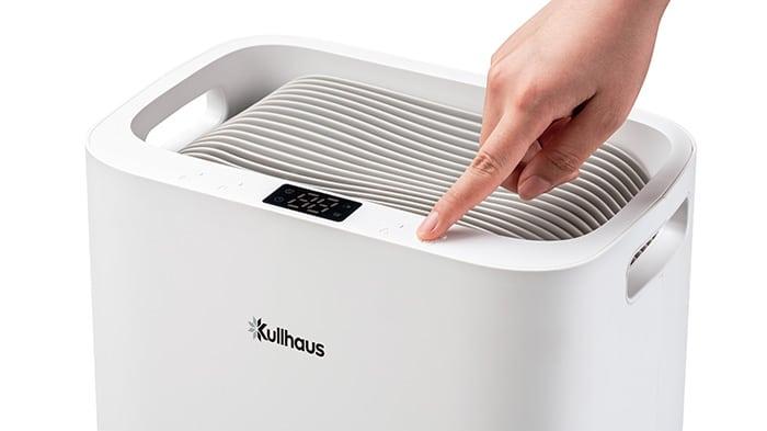 καλύτερος αφυγραντήρας για 80m² Kullhaus alpha Q13L